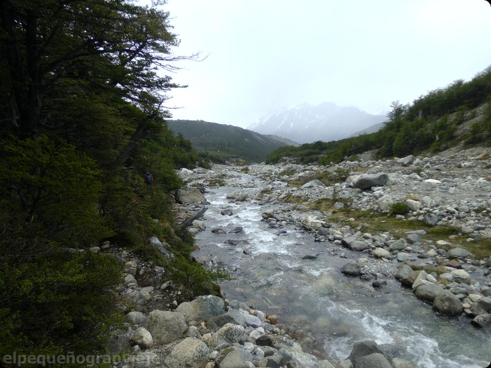 río Blanco, El Chaltén,