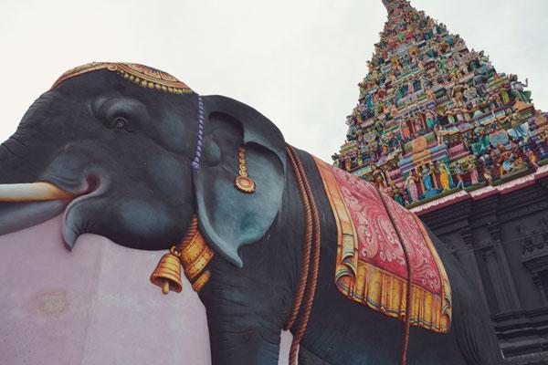 Hindu Temple, Jaffna