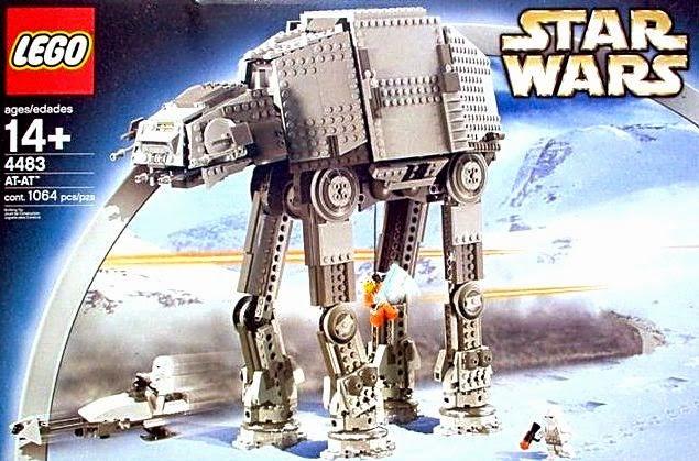 Lego 4483 AT-AT
