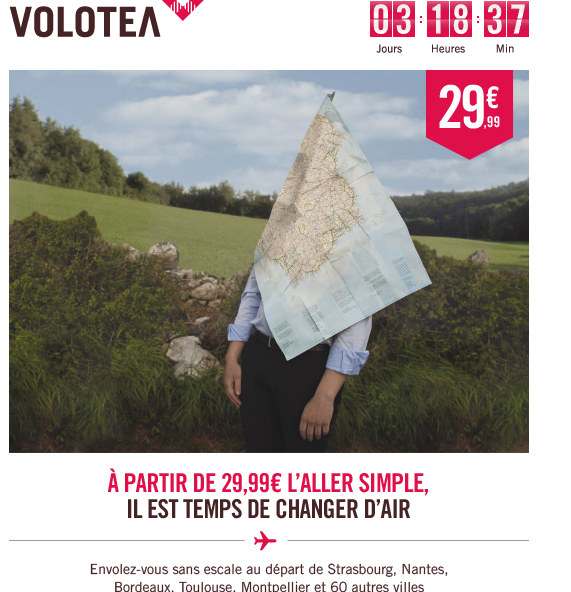 Volotea offers