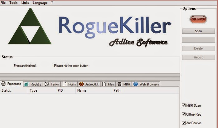 RogueKiller 9.2.8.0 Free Download