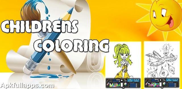 Childrens Coloring HD v1.0.1