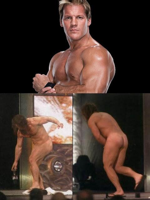 Nude Chris Jericho Naked
