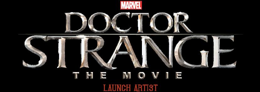 Dr Strange Logo