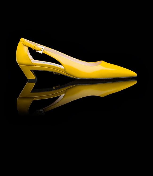 sar%C4%B1+ayakkab%C4%B1 1 Prada Schuhe 2014 Modelle