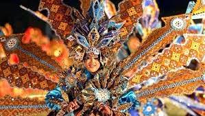 Gambar Peserta Solo Batik Carnival