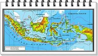 Nama 33 Provinsi di Indonesia Beserta Ibukotanya