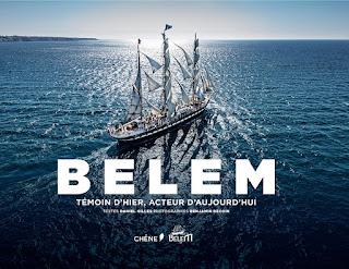 Pour découvrir Le Belem !
