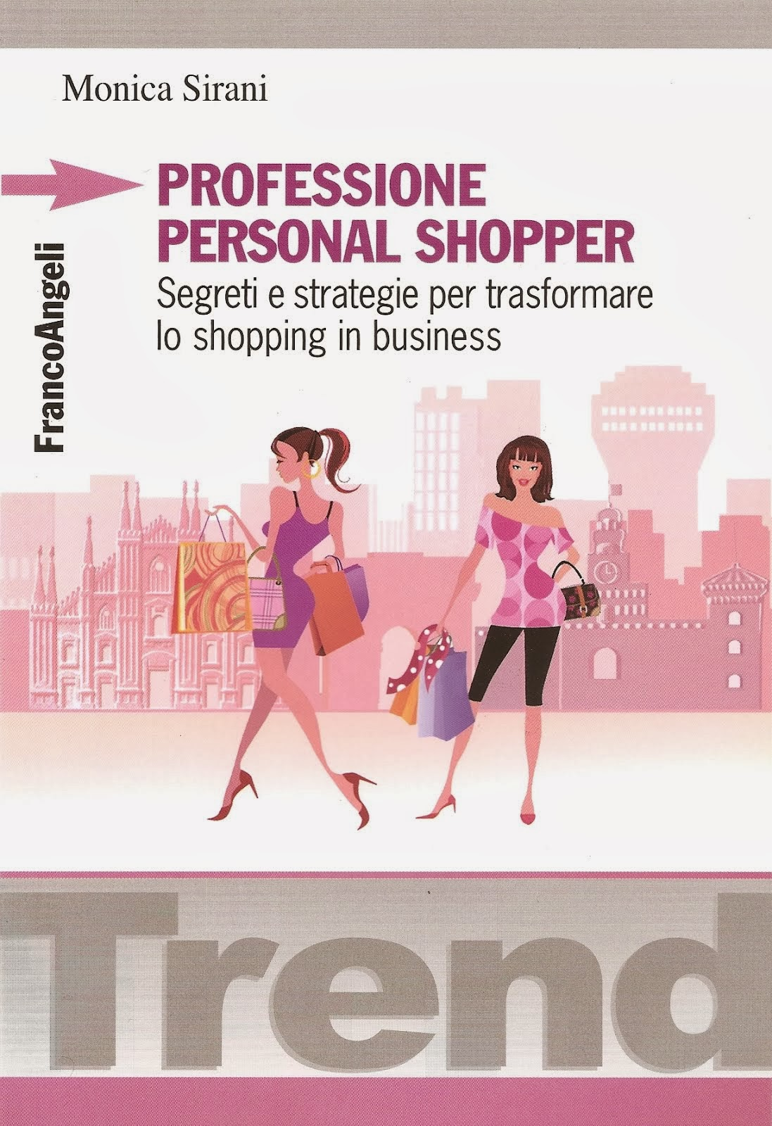 "MY BOOK: ""PROFESSIONE PERSONAL SHOPPER"""