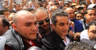تفاصيل التحقيق مع الإعلامى باسم يوسف