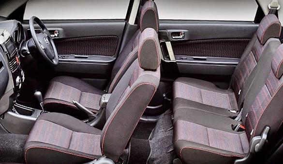 Eksterior Mobil Daihatsu New Terios 2015 Terbaru