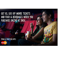 Inox : Get Rs. 100 Off Movie Tickets And Food & Beverages :BuyToEarn