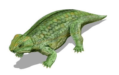 Anthodon Pareiasauria