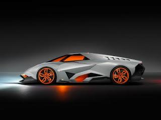 Lamborghini Egoista Concept,supercar,race car,car