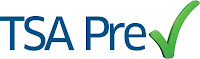 TSA Pre✓™ logo.