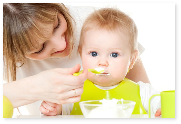 Alimentatia copilului dupa perioada de sugar