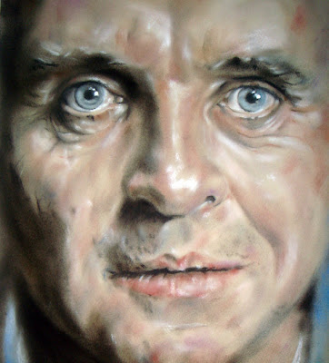 Paul Knight de 1965 | británica pintor realista