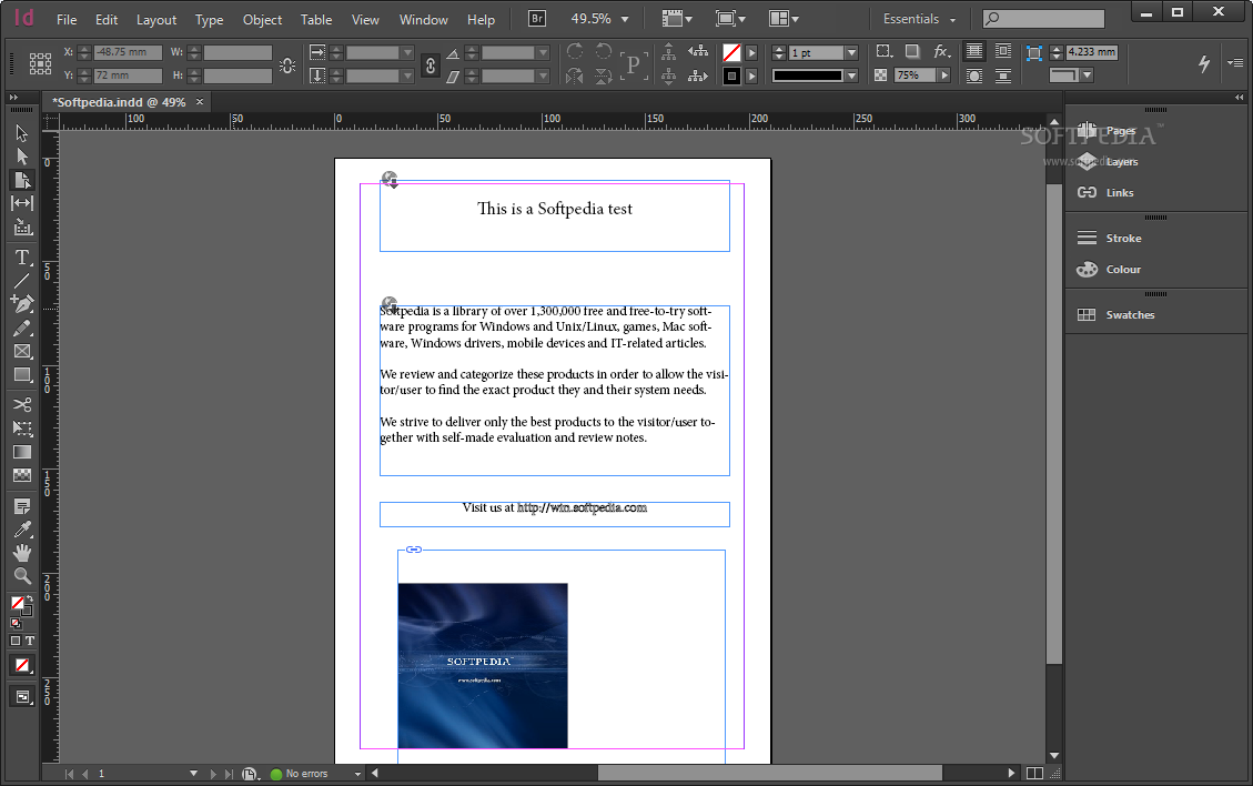 free adobe indesign download