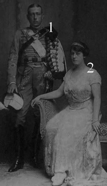 Filippo di Borbone-Due Sicilie Marie-Louise d'Orléans