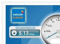 Kelajuan Broadband Asal Yang Sudah Diperolehi Semula - Saya Suka!