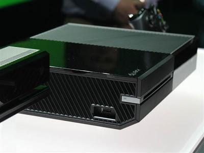 Fotografía de la nueva Xbox ONE