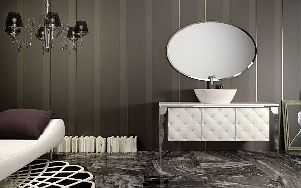 The ba os y muebles muebles de ba o colecci n de lujo for Muebles italianos de lujo