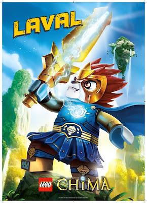 descargar Lego: Leyendas de Chima – DVDRIP LATINO