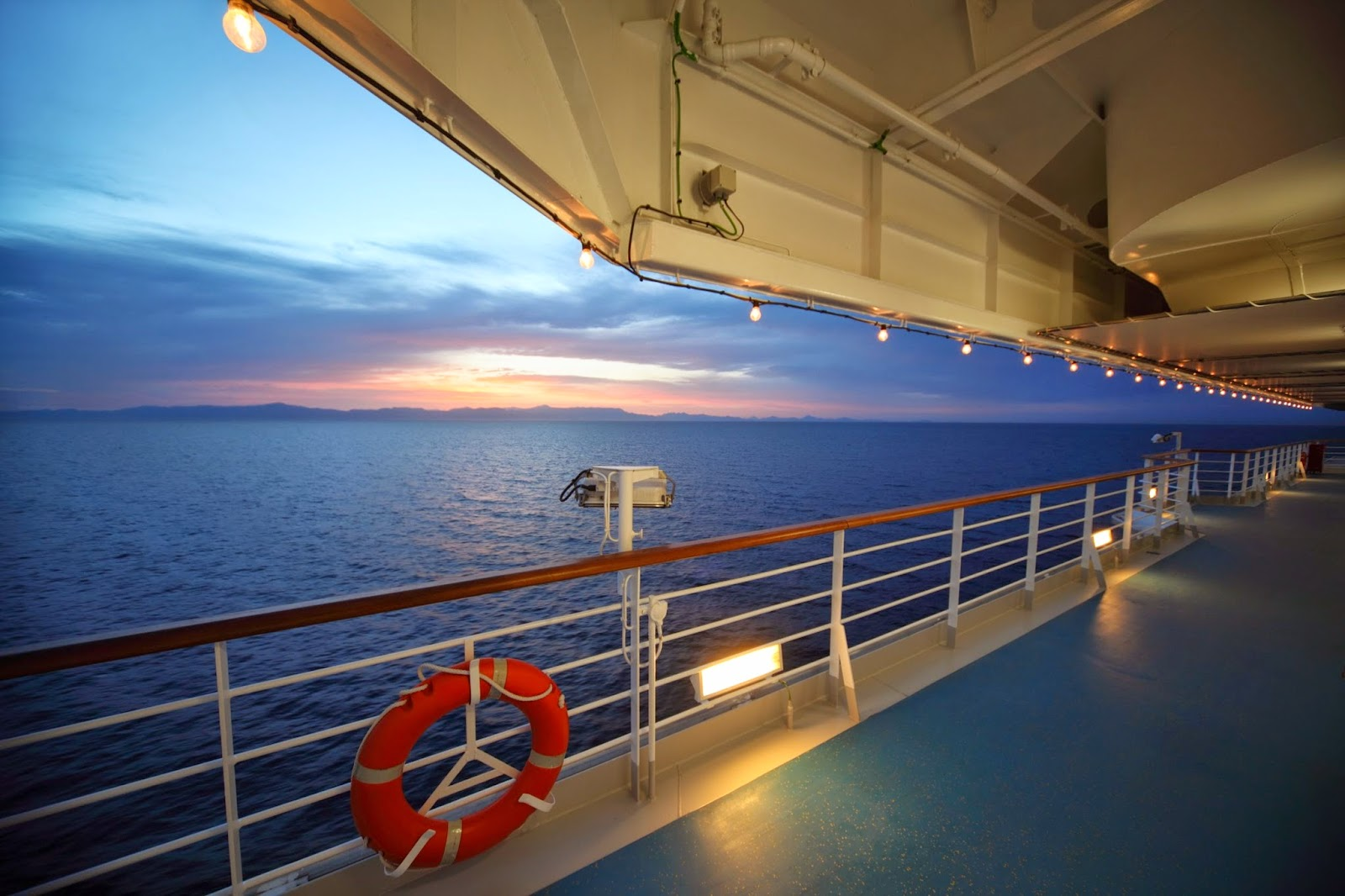 7 Tips for First-Time Cruisers