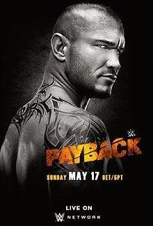 WWE Payback (2015) HDTV 650MB