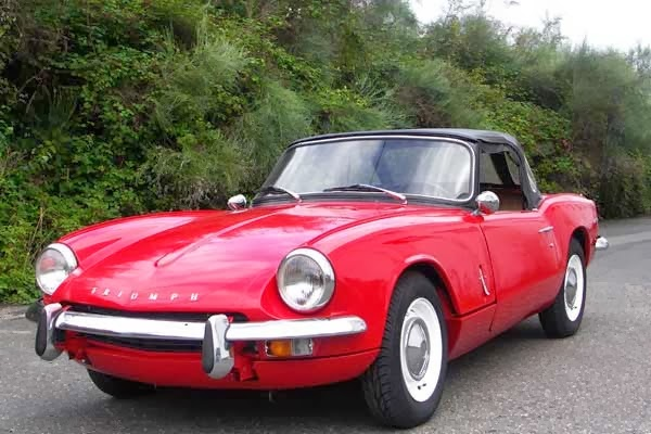 Triumph Spitfire Car Pictures