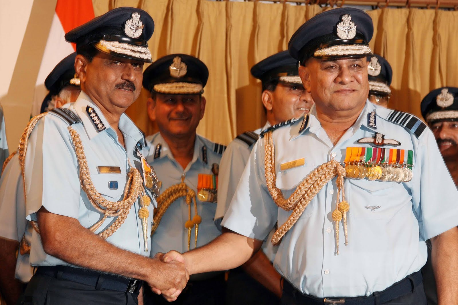 Air Chief Marshal Nak Browne