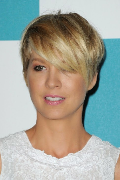 Short Long Hairstyles With Jagged Layers