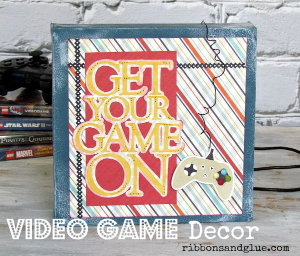 Video Game Decor