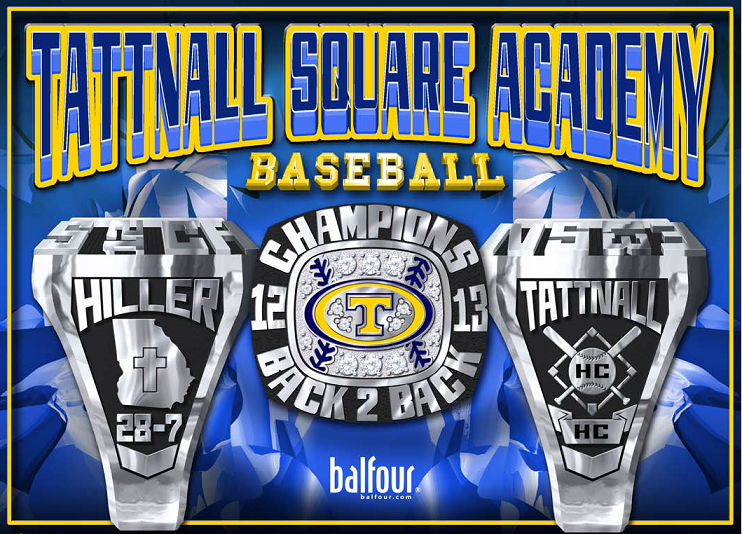 Tattnall Square Academy Baseball