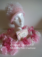 Positively Pink Creations Presents....