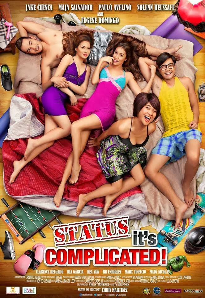 "Status Its Complicated"" Movie Poster and Trailer"