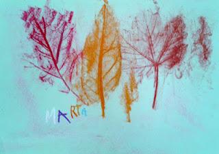 frotagge otoño