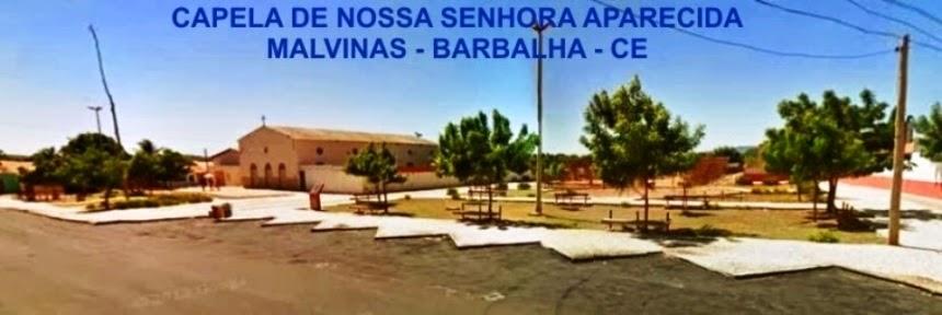 CAPELA DE NOSSA SENHORA APARECIDA BAIRRO MALVINAS BARBALHA CEARÁ
