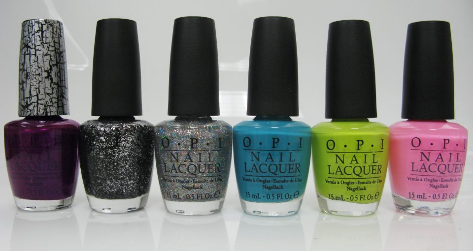 Fashion Polish: Nicki Minaj exclusive nail polish collection for OPI