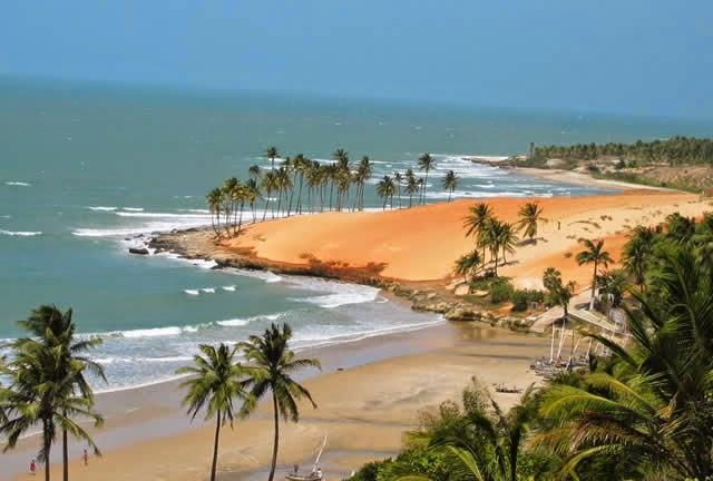 Praia de Cumbuco, Caucaia, Ceará