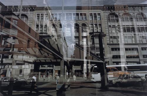 Stefania granata moma di new york fotografi a confronto for New york architettura