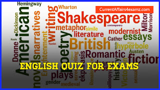 English Quiz for LIC ADO 2015