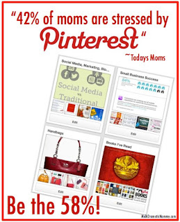 Pinterest Makes Moms Stressed