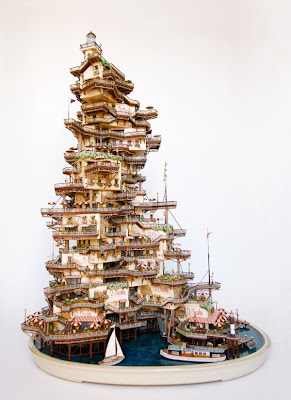 Bonsai Tree Houses by Takanori Aiba Seen On www.coolpicturegallery.us