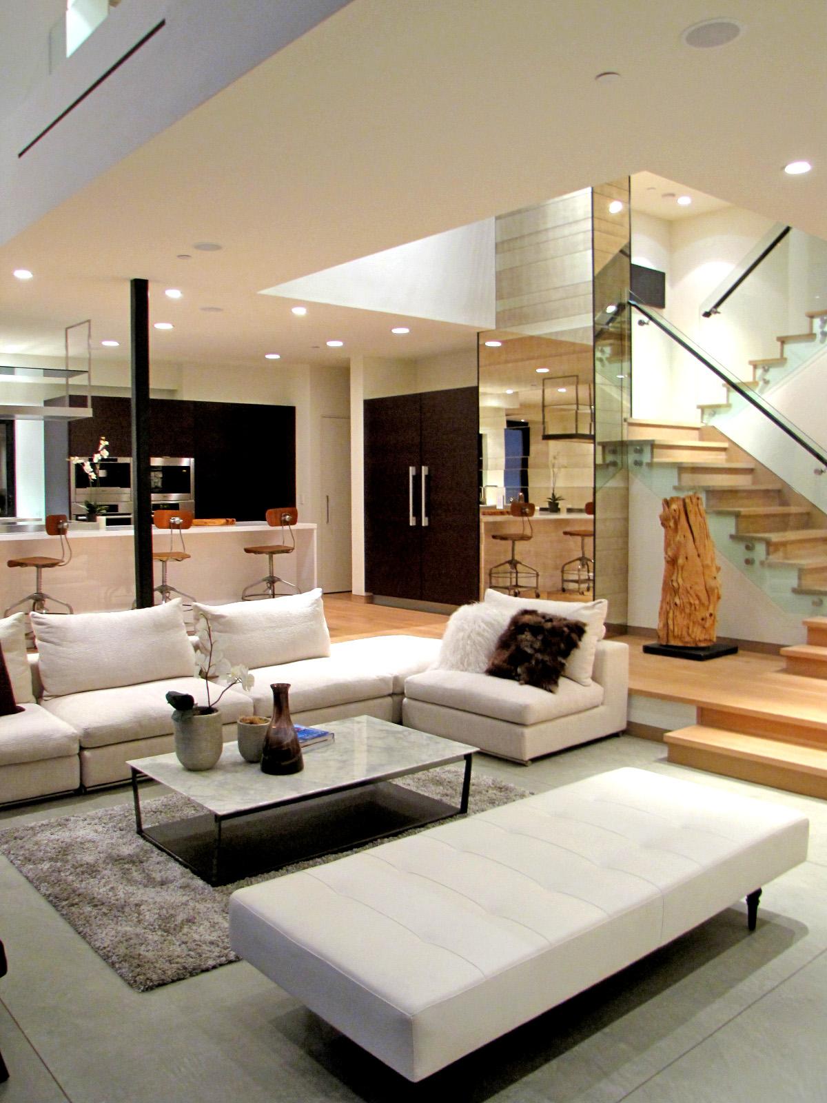 Heaven 39 s walk decoracion salas livingroom wohzimmer for Salas modernas