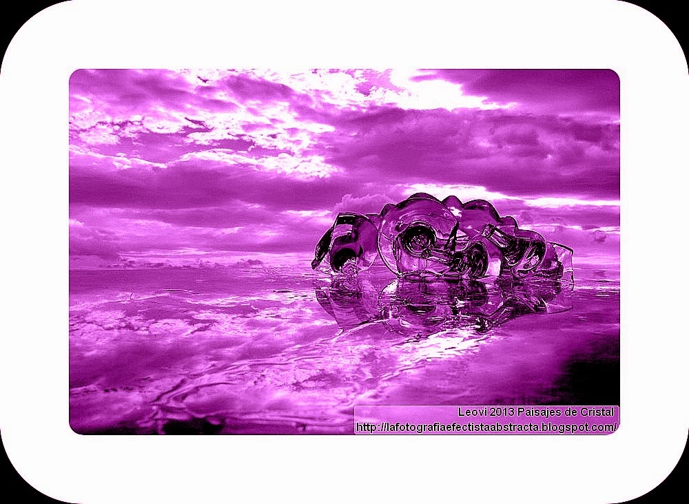 Abstract Photo 3371 Crystal Landscape 190 Sexual Liberation Dream