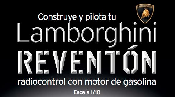 Miniaturasconry43 Lamboghini Reventon Altaya Rc Escala 1 10