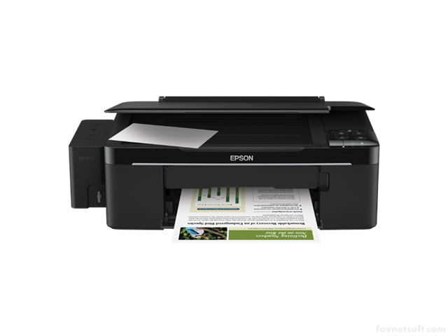 Download Driver Epson L200 Windows 7