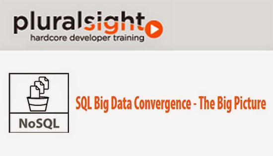 Pluralsight – SQL Big Data Convergence – The Big Picture