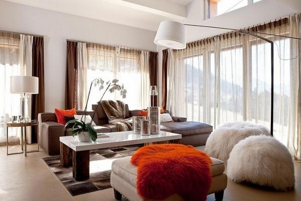 Wohnideen Wohnzimmer Braun Grun | badezimmer & Wohnzimmer